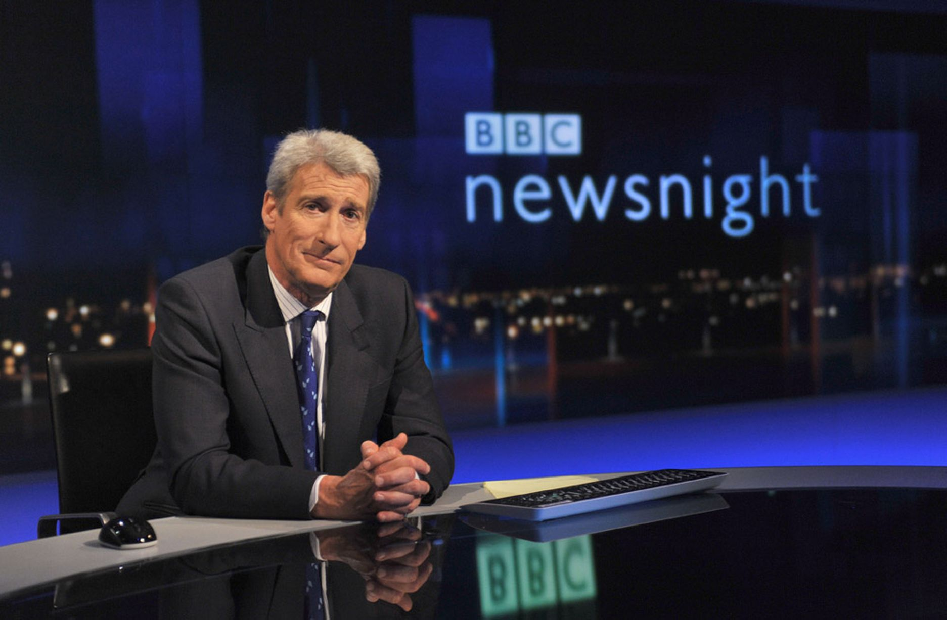 BBC Newsnight with Jeremy Paxman